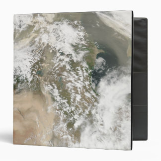 Dust storms over the Middle East Binders