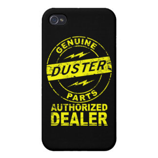 Duster Genuine Parts iPhone Case iPhone 4 Covers