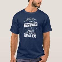 Duster Genuine Parts Logo 3 T-Shirt