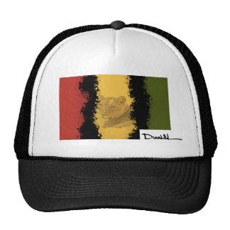 Dustilldaan lion signiture trucker cap trucker hat