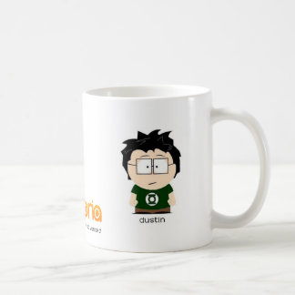 Dustin SP Mug - Side