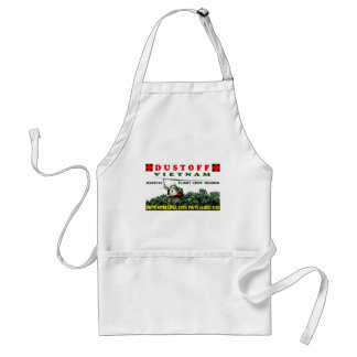 DUSTOFF ADULT APRON