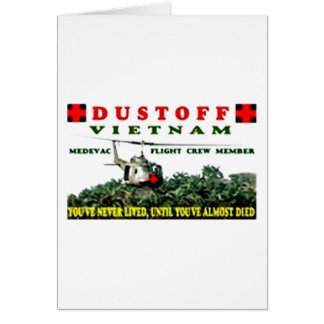 DUSTOFF CARD