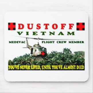 DUSTOFF MOUSE PAD