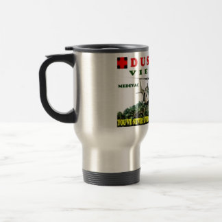 DUSTOFF TRAVEL MUG