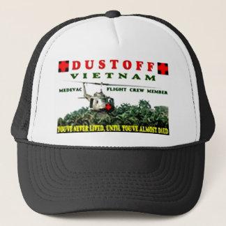 DUSTOFF TRUCKER HAT