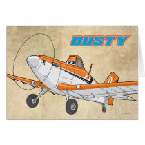 Dusty 2 card