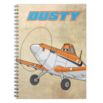 Dusty 2 notebook