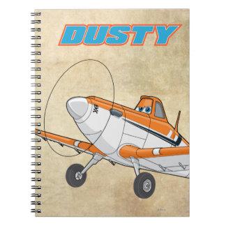 Dusty 2 notebook