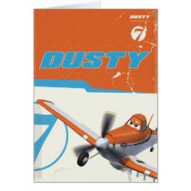 Dusty 3 card