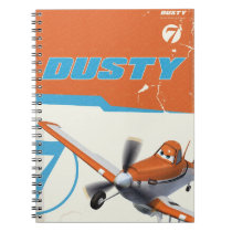 Dusty 3 notebook