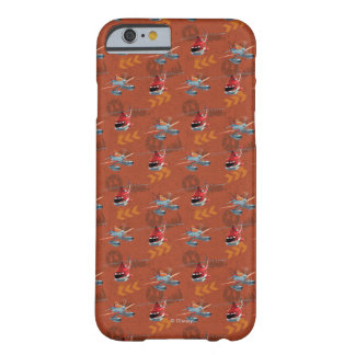 Dusty And Blade Ranger Pattern iPhone 6 Case