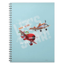 Dusty and El Chu - Let's Soar! Notebook