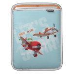 Dusty and El Chu - Let's Soar! Sleeve For iPads