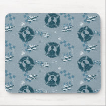 Dusty And Windlifter Pattern Mouse Pad