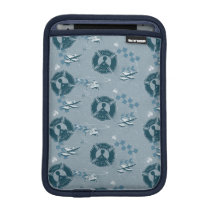 Dusty And Windlifter Pattern Sleeve For iPad Mini