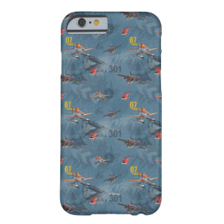 Dusty, Blade Ranger, And Cabbie Pattern iPhone 6 Case