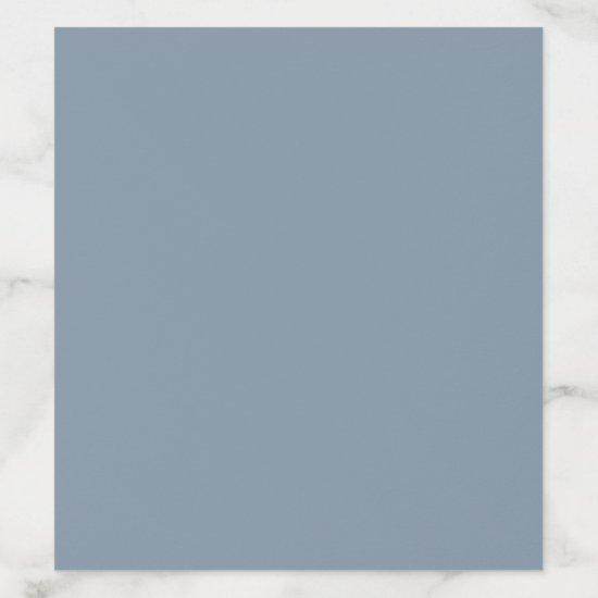 Dusty Blue Envelope Liner