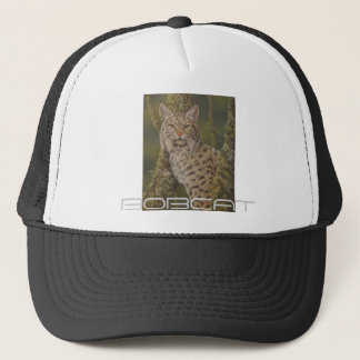 """Dusty"" Bobcat Trucker Hat"