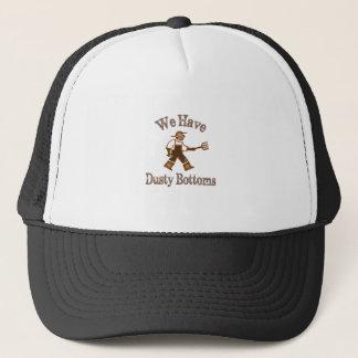 Dusty Bottoms Organic Farm Shirts Trucker Hat