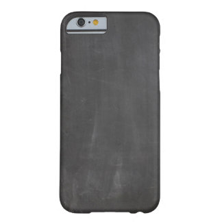 Dusty Chalkboard Barely There iPhone 6 Case