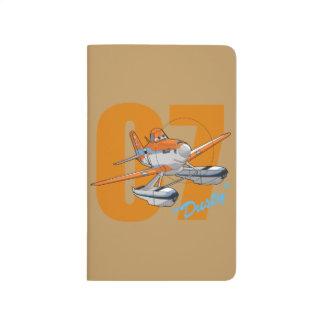 Dusty Character Art Journal