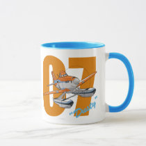 Dusty Character Art Mug