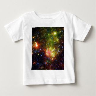 Dusty death of a massive star baby T-Shirt