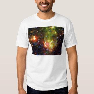 Dusty death of a massive star tee shirt