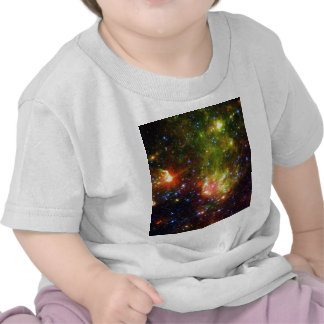 Dusty death of a massive star t-shirt