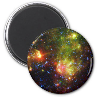 Dusty death of massive star NASA Magnet