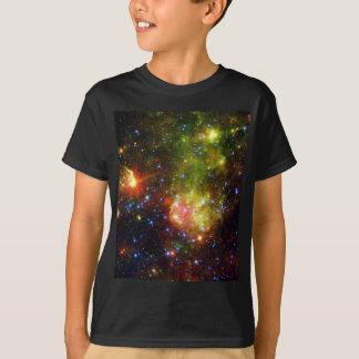 Dusty death of massive star NASA T-Shirt