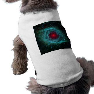 Dusty Eye of Helix Nebula NGC 7293 T-Shirt