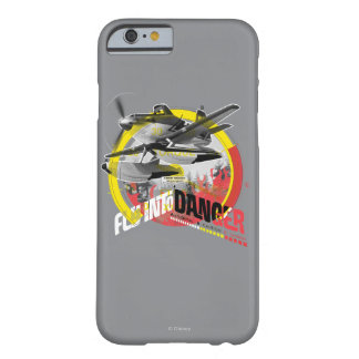 Dusty Fly Into Danger iPhone 6 Case
