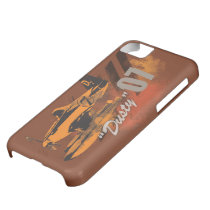 Dusty Graphic Cover For iPhone 5C