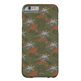 Dusty Green Pattern iPhone 6 Case
