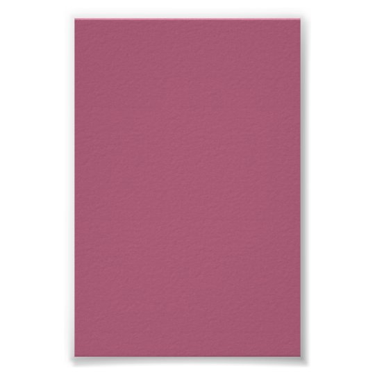 Dusty Mauve Pink Background on a Poster