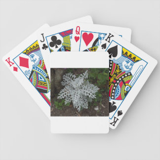 Dusty Miller Bicycle Playing Cards
