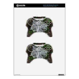 Dusty Miller Xbox 360 Controller Decal