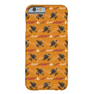 Dusty Orange Pattern iPhone 6 Case