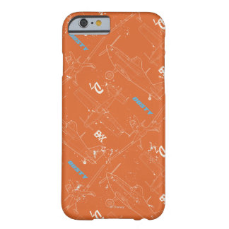 Dusty Pattern Barely There iPhone 6 Case