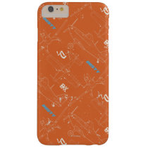 Dusty Pattern Barely There iPhone 6 Plus Case