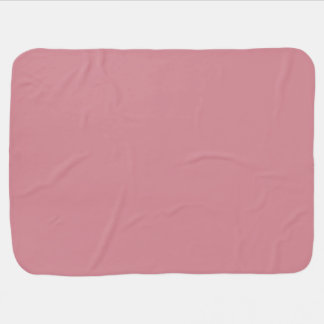 Dusty Pink colored Swaddle Blankets
