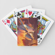 Dusty - Piston Peak Fire Dept Bicycle Playing Cards