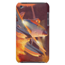 Dusty - Piston Peak Fire Dept Case-Mate iPod Touch Case