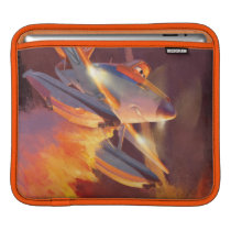 Dusty - Piston Peak Fire Dept iPad Sleeve