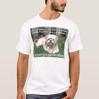 DUSTY - PUPPY MILL SURVIVOR T-Shirt