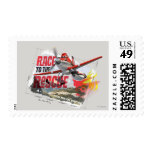 Dusty Race To The Rescue Postage Stamps