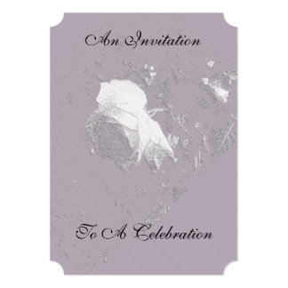 DUSTY ROSE INVITATION CELEBRATION