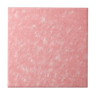 Dusty Rose Marbled Ceramic Tile